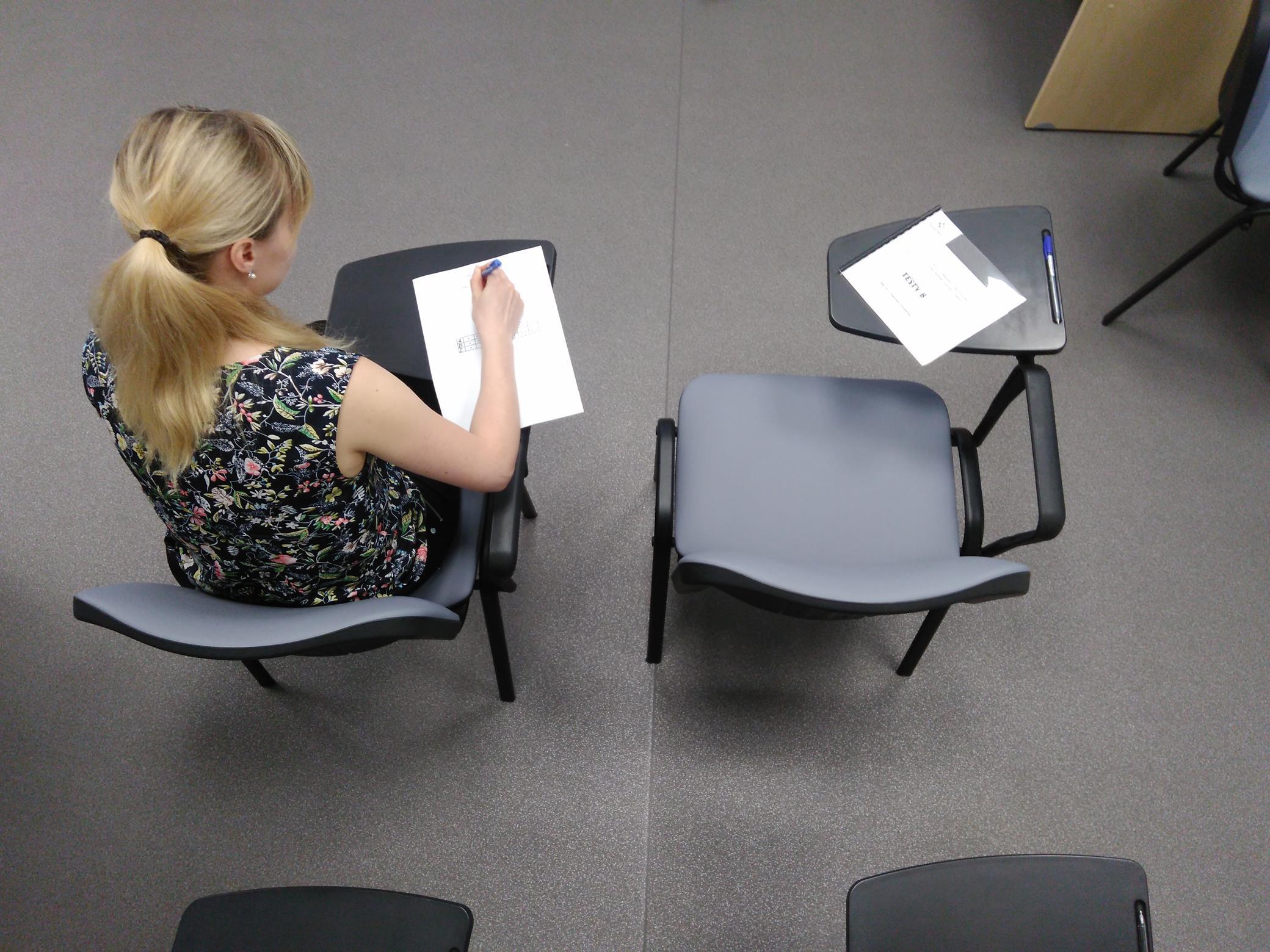 Badanie psychotechniczne - testy psychologiczne