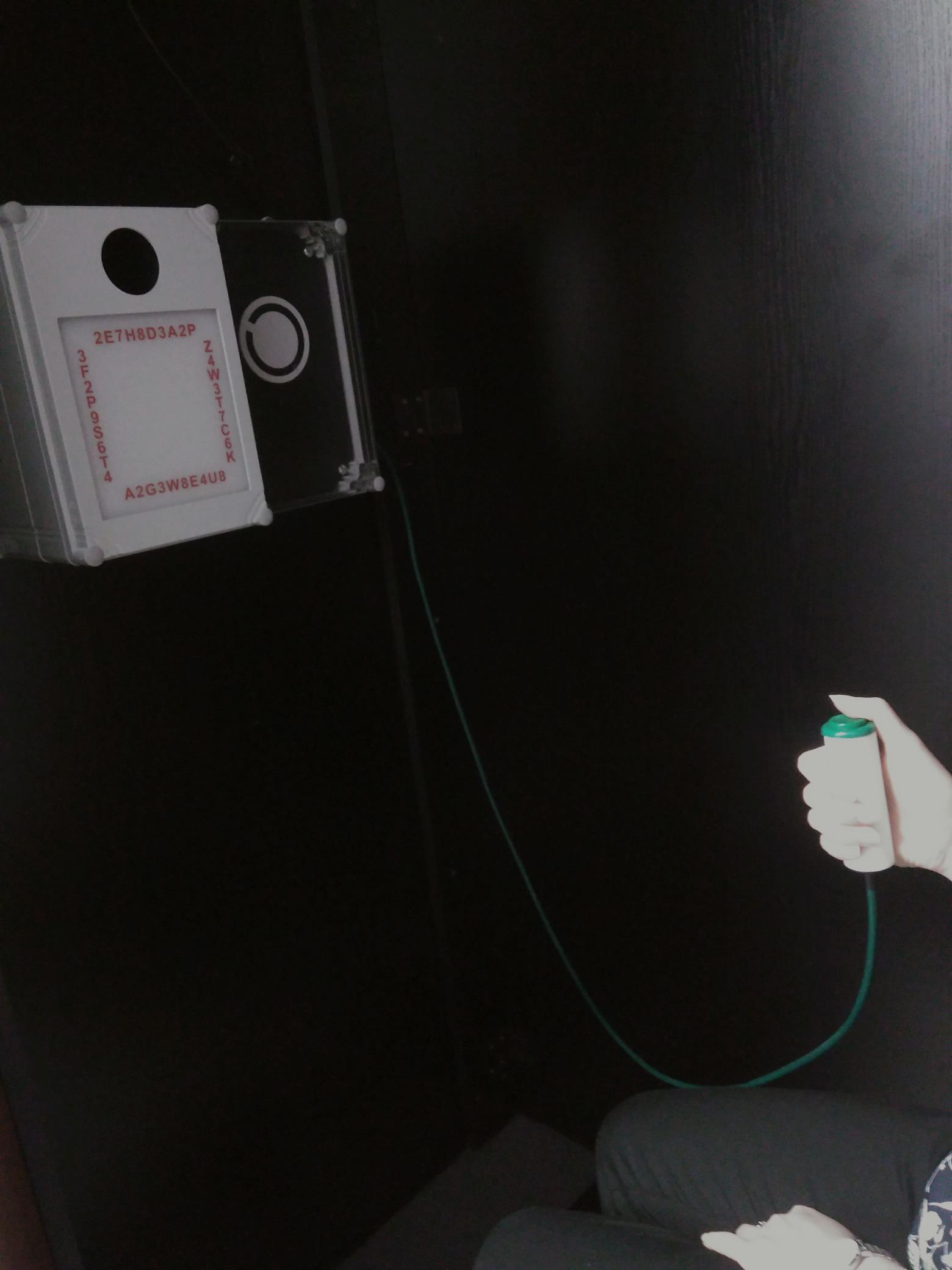 Badanie psychotechniczne - Pierścień Landolta i Noktometr (badanie w ciemni)